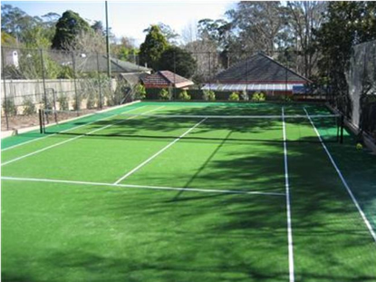 All Grass Sports Surfaces Home